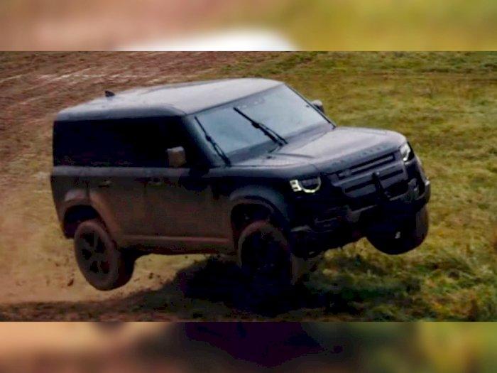 All New Land Rover Defender 2020 Beraksi di Film James Bond Terbaru