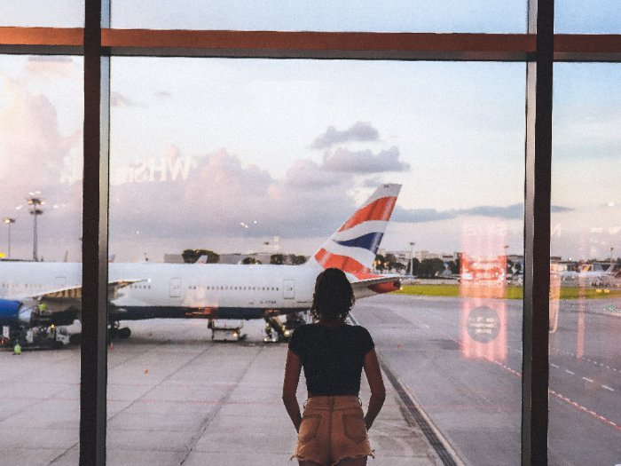 Dituduh Berbuat Mesum, Wanita Ini Tuntut Pihak Maskapai Penerbangan