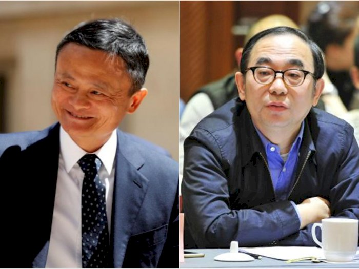 10 Orang Terkaya di China Versi Forbes, Jack Ma Masih Berada di Puncak