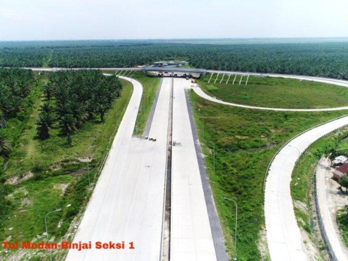 Akhir Tahun, Sumatera Bakal Miliki 501 Kilometer Jalan Tol
