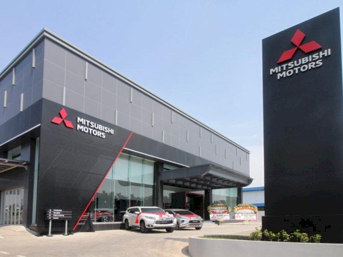Pasar Potensial, Mitsubishi Buka Diler ke-145 di Lenteng Agung