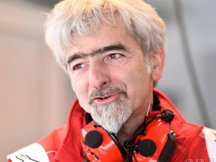 Diisukan Minati Marquez, Bos Ducati: Saya Nyaman dengan Pembalap Saya!
