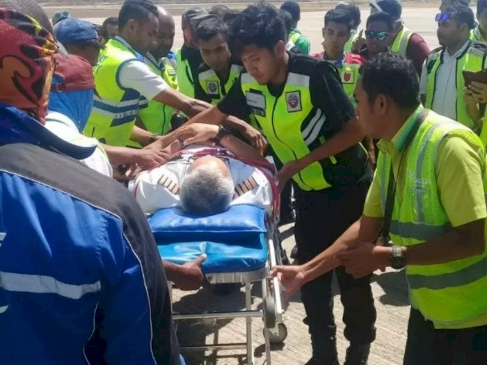 Insiden Pilot Serangan Jantung, Manajemen: Tak Ada Prosedur Dilanggar!
