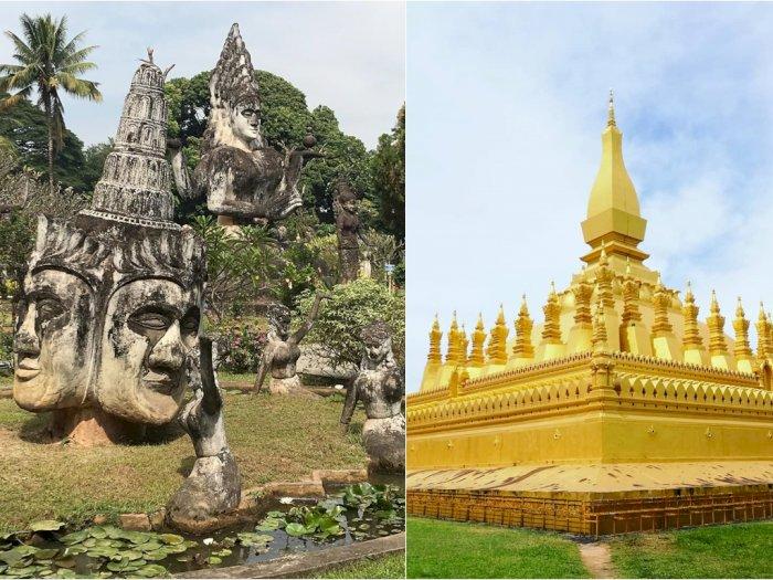 5 Destinasi Wisata di Laos yang Sayang Banget untuk Dilewatkan