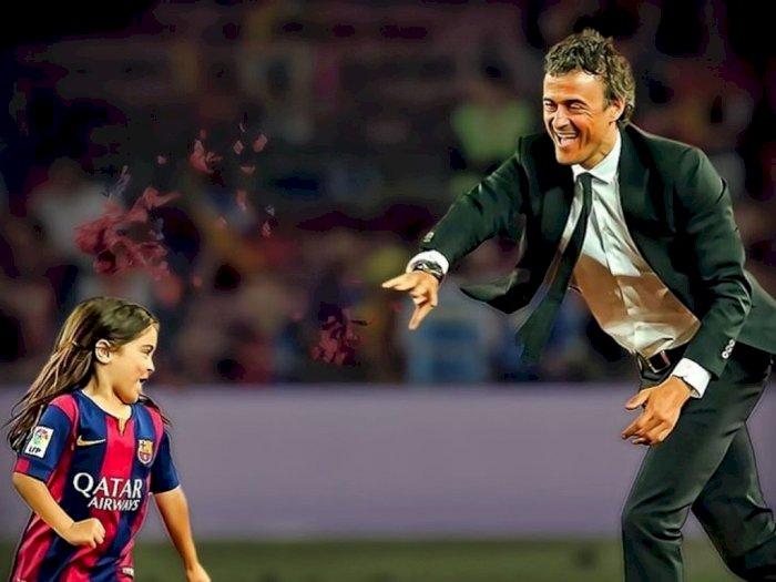 Luis Enrique Dikabarkan Akan Kembali Melatih Timnas Spanyol