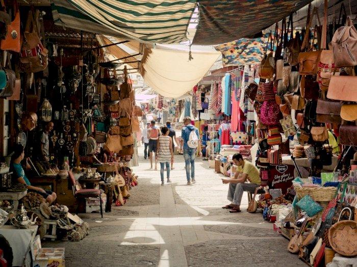 Per 1 Desember, PKL Baju Bekas di Pasar Senen Akan Pindah