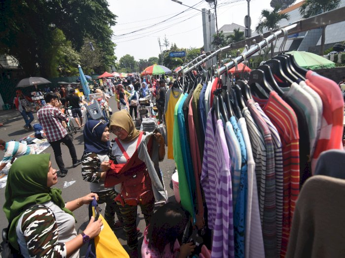 Fakta: Aturan PKL Gubernur Tak Didukung DPRD DKI