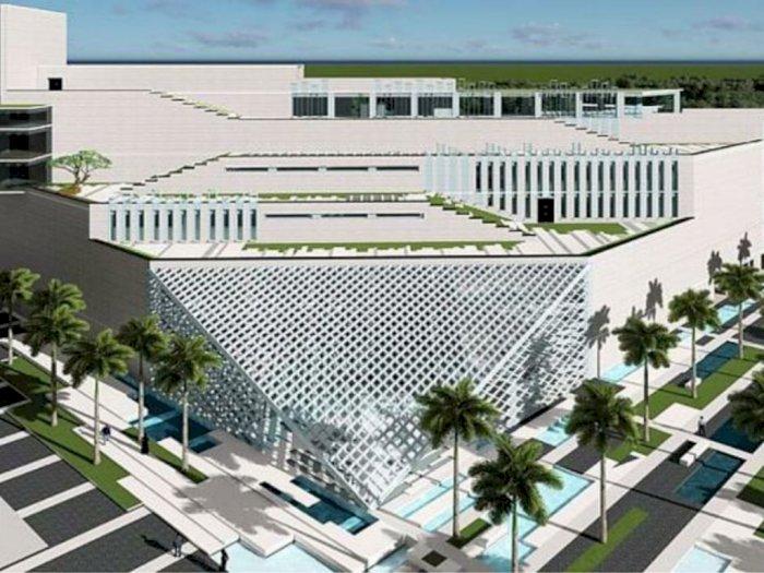 Bangun Kampus UIII Tahap 2, PUPR Gelontorkan Rp498 Miliar