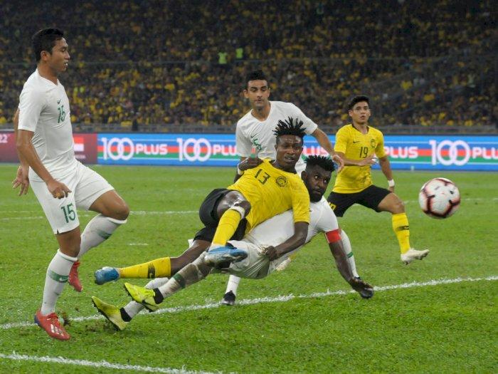 Ini Faktor Penyebab Kekalahan Timnas Indonesia dari Malaysia