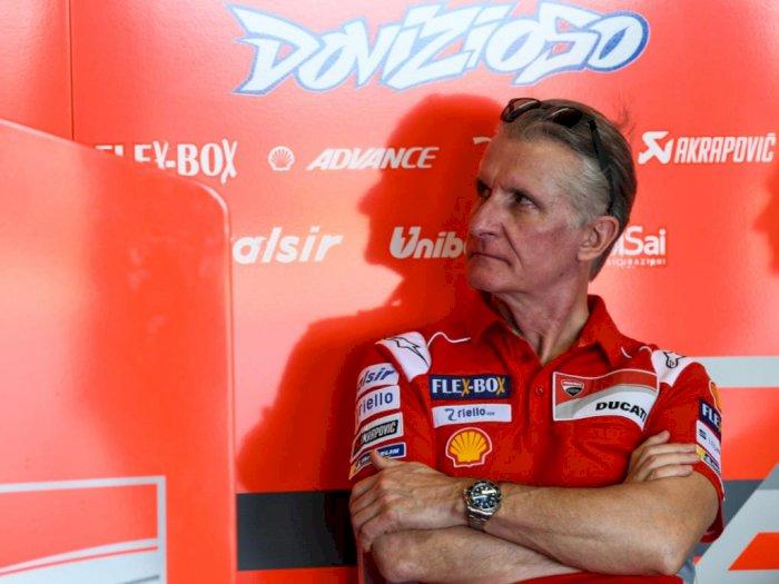 Bos Ducati Bantah Isu soal Petrucci, Miller dan Zarco