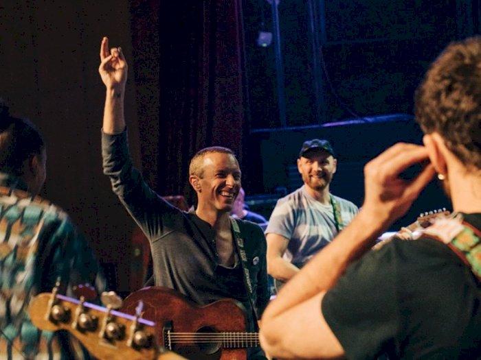 Karena Peduli Lingkungan, Coldplay Tak Buat Tur Global Album Baru