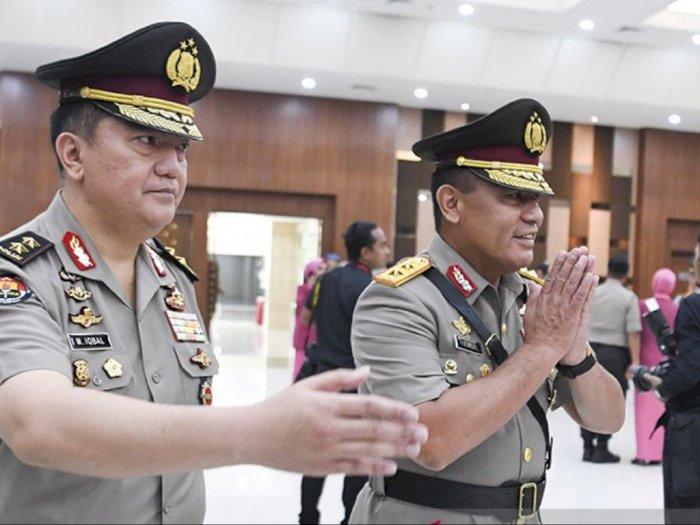 Ketua KPK Terpilih Firli Bahuri Resmi Jadi Komjen Bintang 3