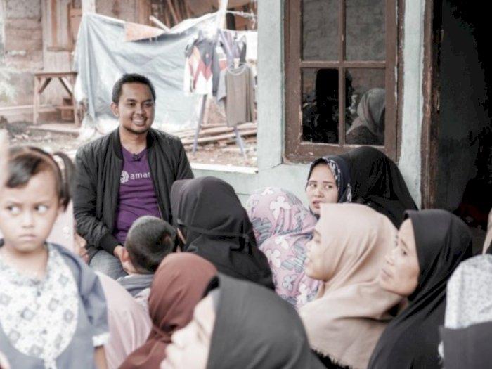 Sukses Beri Modal Pada Perempuan Desa, Ini Profil Stafsus Andi Taufan