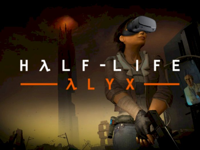 Valve Resmi Umumkan Game Half-Life Terbaru, Tapi untuk VR