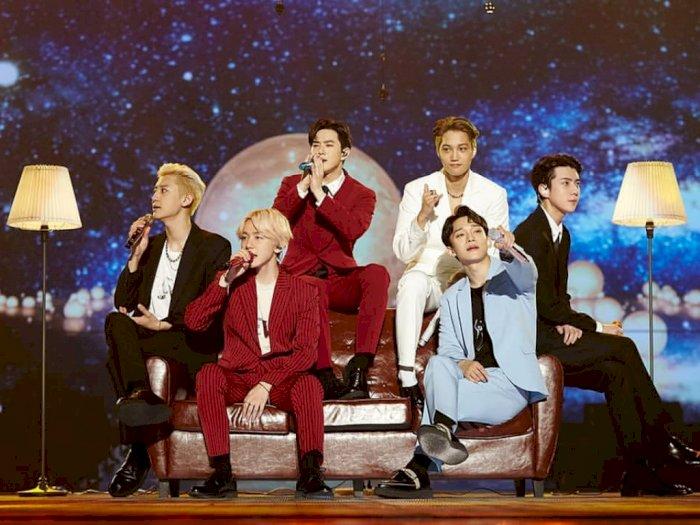 Akan Konser Besok, EXO Bawakan Sekitar 20 Lagu