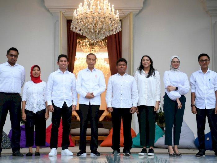 Tugas Staf Khusus Presiden Jokowi Jangan Tumpang Tindih