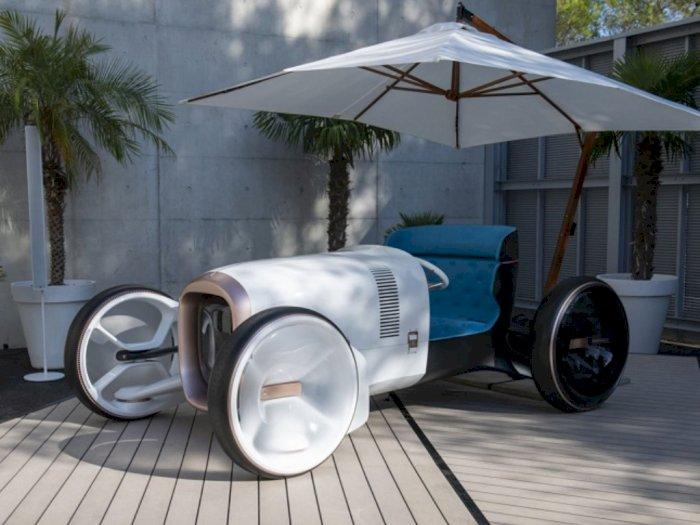 Mercedes Bangkitkan Hot Rod Lawas 1901 Jadi Mobil Futuristik