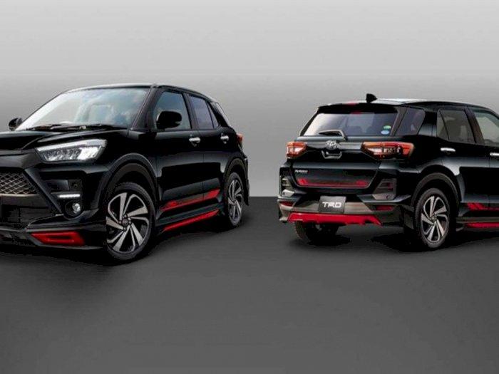 Toyota Raize Sudah Dilakukan Modifikasi Oleh TRD dan Modellista