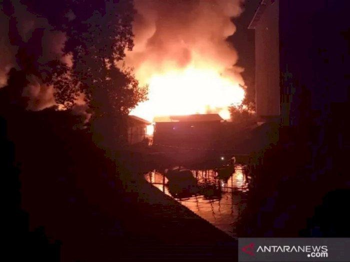 Legislator Sebut Kebakaran di Pulau Sebuku Adalah Pelajaran Penting