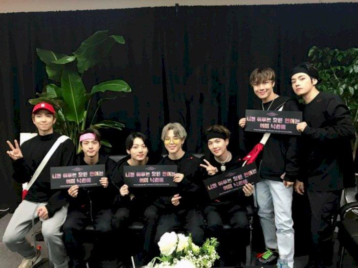 Fantastis, BTS Borong 3 Piala di American Music Awards 2019