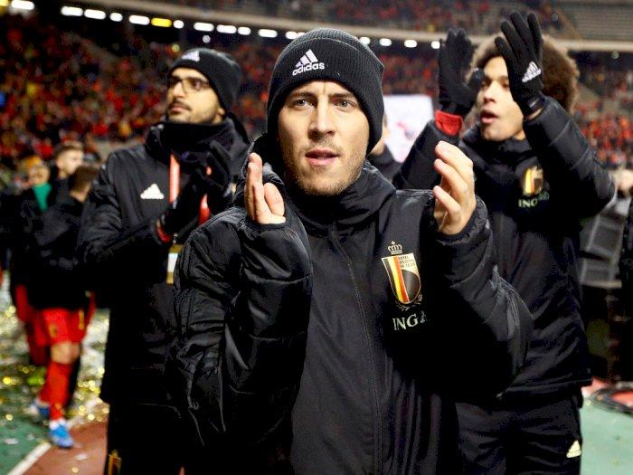 Hazard: Saya Ingin Mbappe Bergabung ke Real Madrid