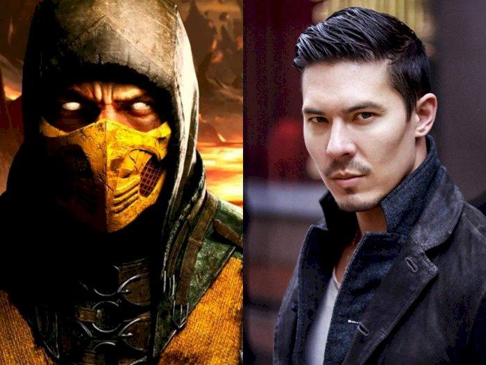 Masuki Tahap Akhir, Lewis Tan Sebut Film Mortal Kombat Sangat Keren