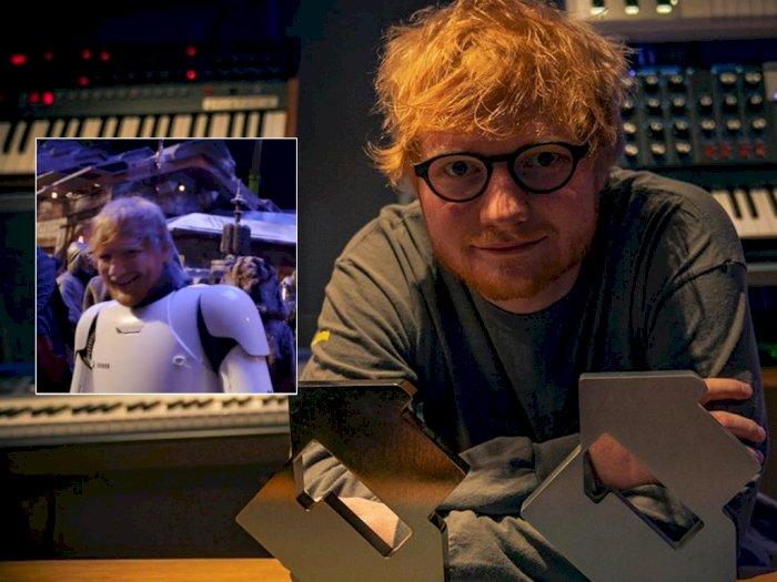 Ed Sheeran Jadi Cameo di Film Star Wars Terbaru