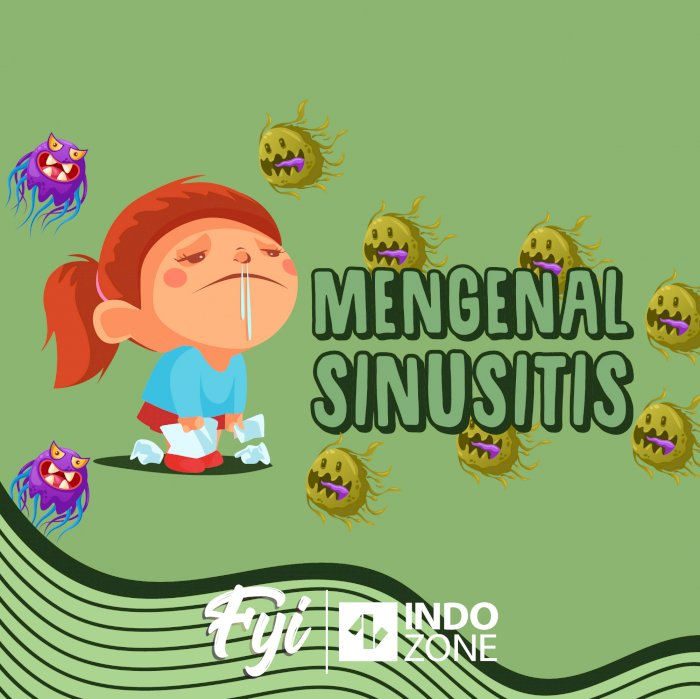 Mengenal Sinusitis
