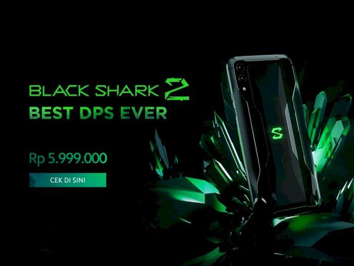 Xiaomi akan Buka Tahap Pre-Order Smartphone Black Shark 2 dan 2 Pro
