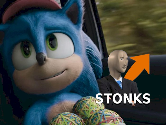 Perubahan Desain Sonic The Hedgehog Disebut Cuma Trik Marketing