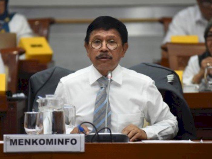 Menkominfo: Indonesia Juga Fokus Membangun Infrastruktur Digital