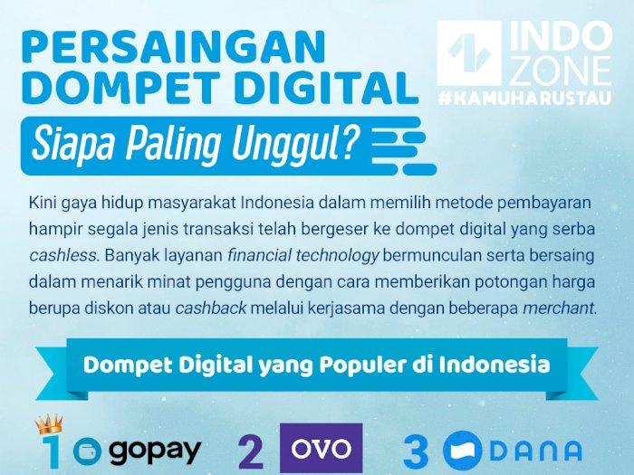 Persaingan Dompet Digital