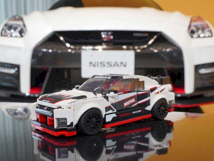 Lego Akan Melakukan Kerja Sama Dengan Pihak Nissan