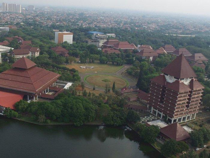 Universitas Indonesia Raih Peringkat ke-59 Kampus Terbaik di Asia