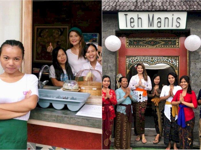 Tamara Bleszynski Menutup Warung Makannya di Bali