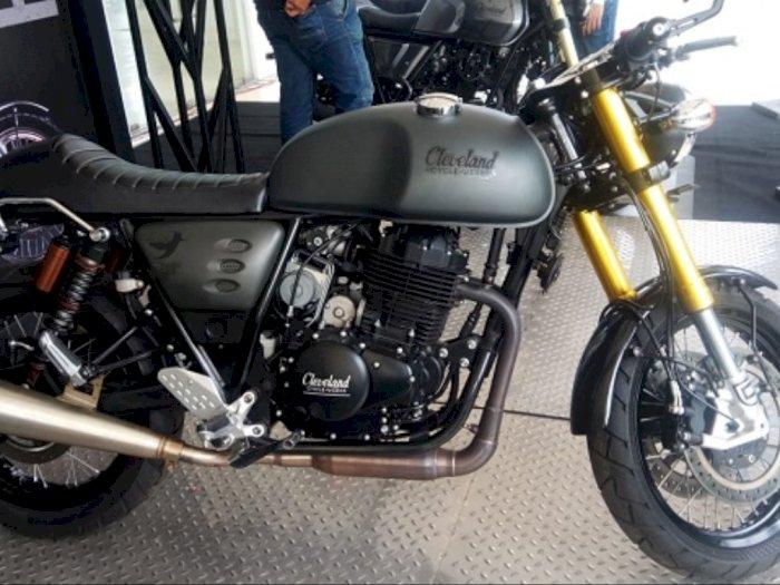 Cleveland Hadirkan Ace 400 Scrambler di IIMS Motobike