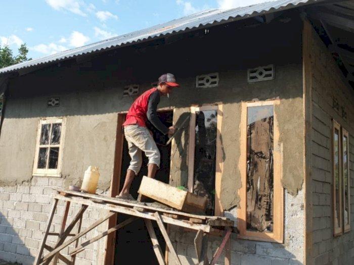 Kementerian PUPR Bedah 1000 Rumah Tidak Layak Huni di Pariaman