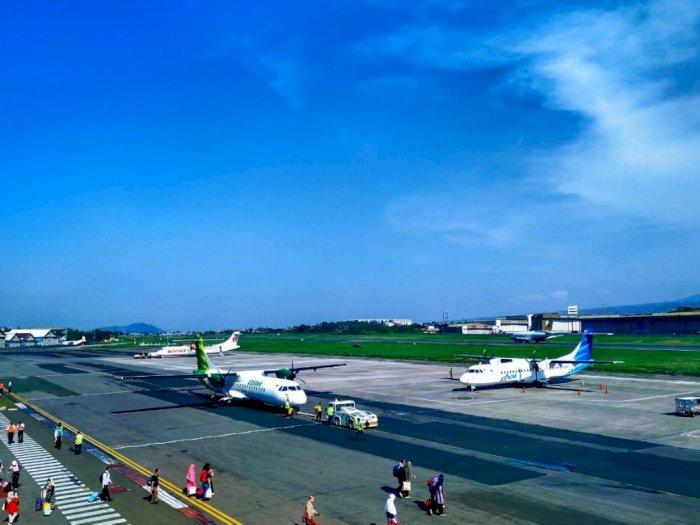 Bandara Ini Jadi Pusat Penerbangan dan Bengkel Pesawat Baling-Baling