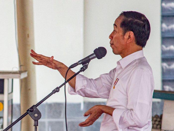 Presiden Jokowi Nilai Golkar Tak Bisa Diintervensi
