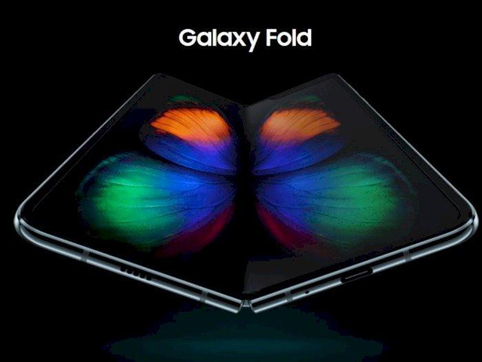 Laris Manis, Galaxy Fold Akan Dijual di 60 Negara