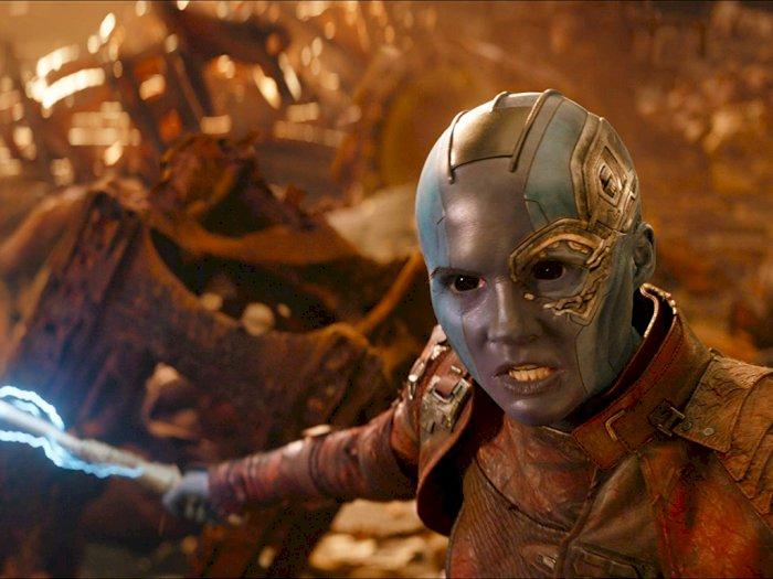 Naskah Guardians of the Galaxy Vol. 3 Mendapat Pujian Karen Gillan