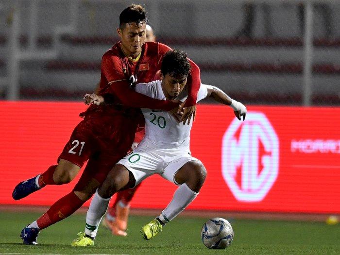 Pelatih Sebut Kekalahan Timnas U-23 Karena Taktik Tidak Berjalan