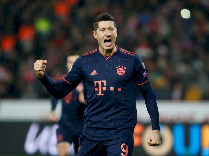 Legenda Menyarankan Manchester United Rekrut Robert Lewandowski