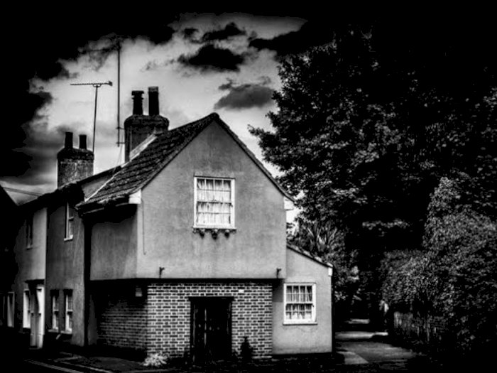 Penjara Para Penyihir yang Kini Menjadi Rumah Berhantu