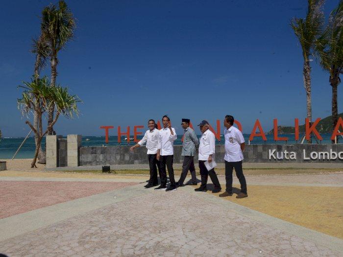 Infrastruktur Rampung, Jokowi Janjikan Promosi Besar Tempat Wisata