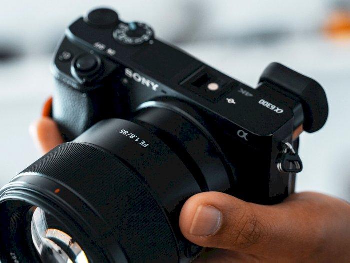 Salip Nikon, Sony Jadi Brand Kamera Digital dengan Penjualan Terbanyak