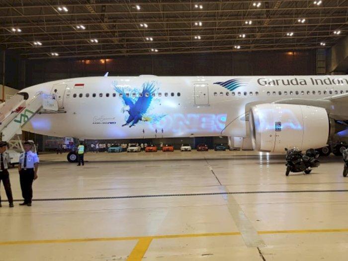 Dituding Selundupkan Moge, Ini Penjelasan Manajemen Garuda Indonesia