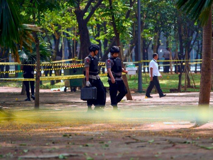 Polisi dan TNI Masih Dalami Kasus Ledakan di Monas