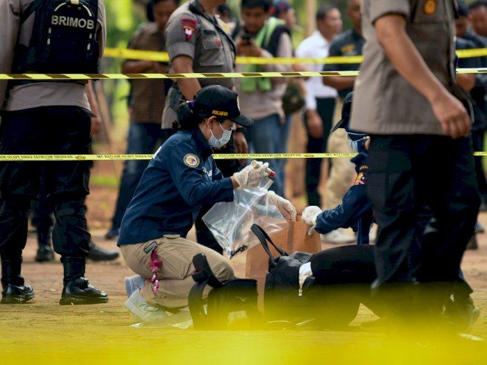 Polisi Telusuri Asal Granat yang Meledak di Monas