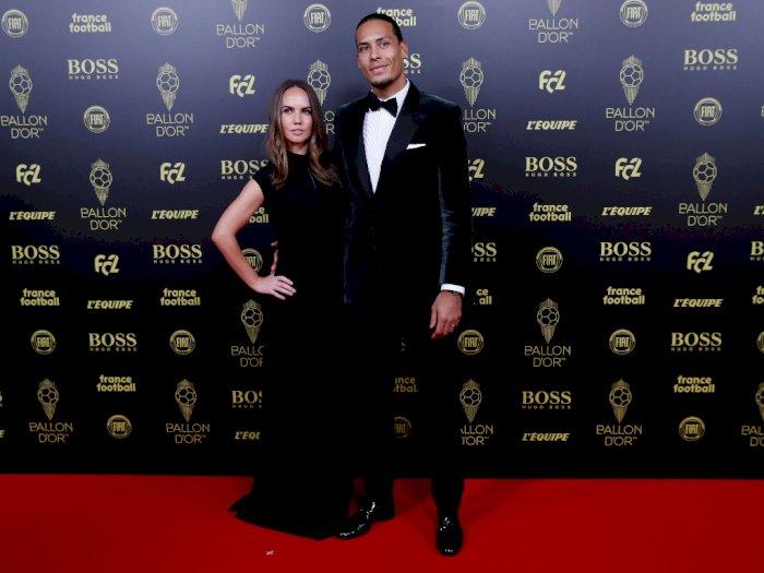 Candaan Van Dijk Bikin Adik Perempuan Ronaldo Marah di Instagram